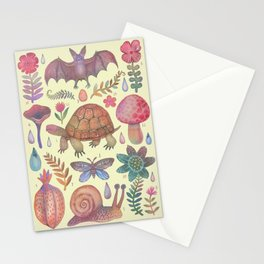 Et coloris natura VII Stationery Cards