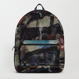 disquiet twenty five (I'm absent from the place I ought to be) Backpack