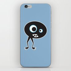 Crazy Monster iPhone & iPod Skin
