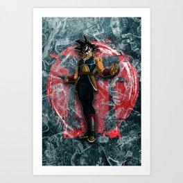 Goku Dragon Ball  Art Print