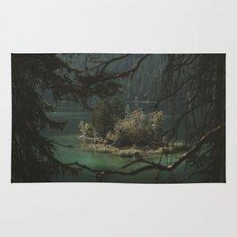 Framed by Nature - Landscape Photography Rug