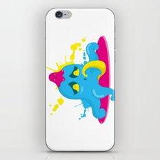 Poulpi iPhone & iPod Skin