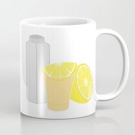 Salt, lemon and tequila Coffee Mug