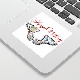 ANGELWINGZ Sticker