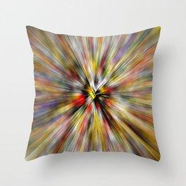 Square Dice Throw Pillow