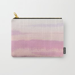 pink ocean waves Carry-All Pouch