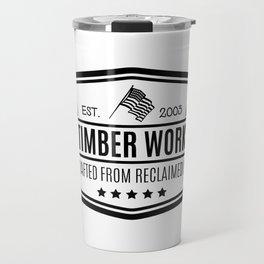 Olde Timber Workshop Travel Mug