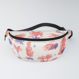 Where they Belong - Bright Colors Fanny Pack