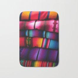 Guatemalan Blankets in Antigua Bath Mat
