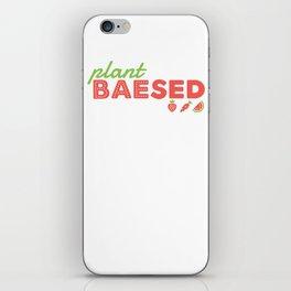 PLANT BAEsed iPhone Skin
