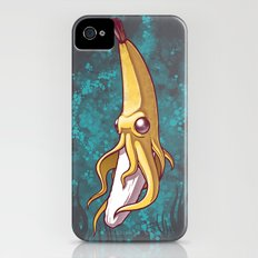 Banana Squid!!! iPhone (4, 4s) Slim Case