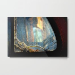Greetings from the Rustbelt V:  Roll Down Your Window Metal Print