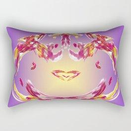 the inner heart - das innere Herz Rectangular Pillow