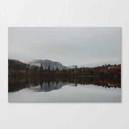 Reflection. Scotland. Canvas Print
