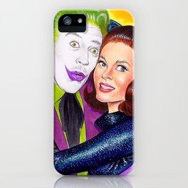 Joker's Wild iPhone Case