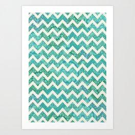 Rythm Of The Ocean Art Print