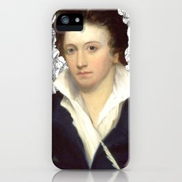 Percy Shelley iPhone Case