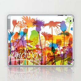 Giardino Laptop & iPad Skin