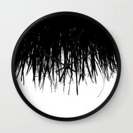 Fringe Wall Clock
