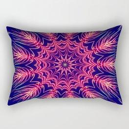 Watermelon Burst Rectangular Pillow