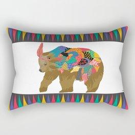 Cheyenne Bear Rectangular Pillow