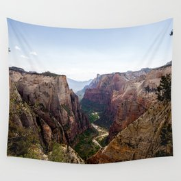 Observation Point Wall Tapestry