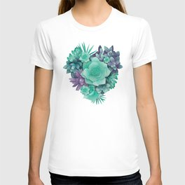 Succulent Love I T-shirt