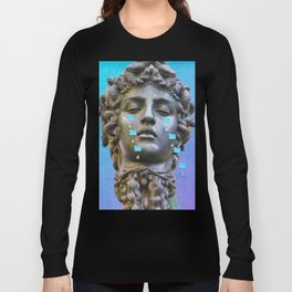 Sad Gurl Aesthetics Long Sleeve T-shirt