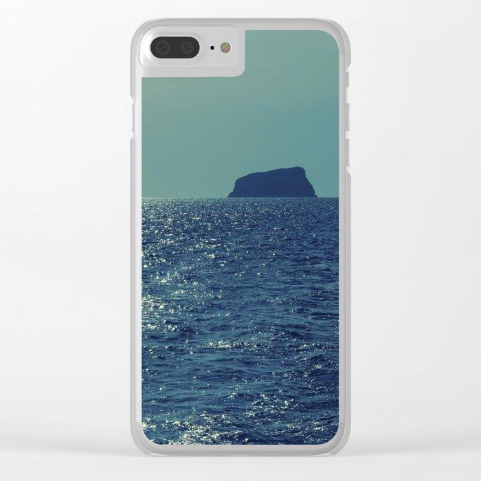 Santorini, Greece 18 Clear iPhone Case