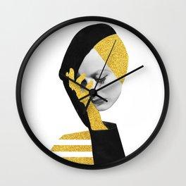Joan d'or Wall Clock