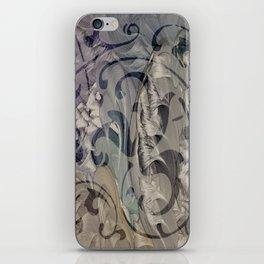 Moneta iPhone Skin