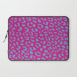 Leopard skin pink Laptop Sleeve