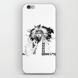 Dreams from the Haze iPhone Skin