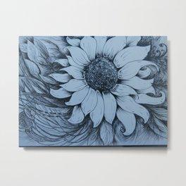 Spirit Flower Metal Print