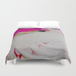 flamingo cuquete Duvet Cover