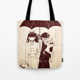 A Series of Unfortunate Events Tote Bag