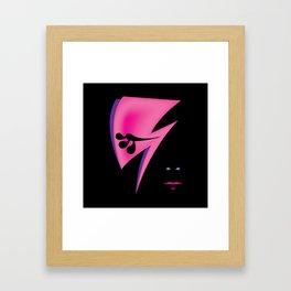 Aladdin Sane Framed Art Print