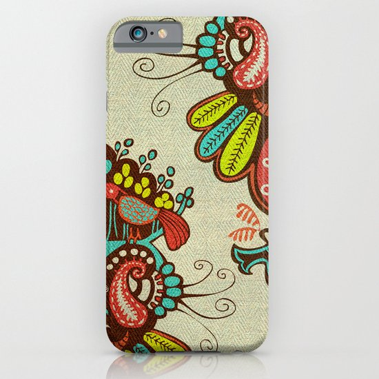 Harmony birds iPhone & iPod Case