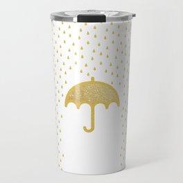 Raining song Travel Mug