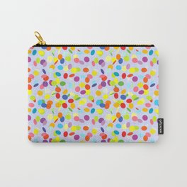 Festive confetti pattern Carry-All Pouch