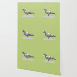pigeon  polygon style Wallpaper