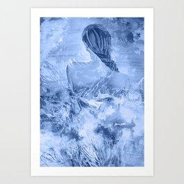 Cold Season Art Print