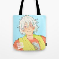 dmmd Tote Bags featuring kurage by JohannaTheMad