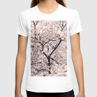 cherry blossom T-shirts featuring Cherry Blossom * by Neon Wildlife