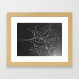 Inside Framed Art Print