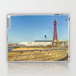 The North Pier Blackpool Laptop & iPad Skin
