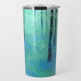 Bluebells, Challock Travel Mug