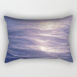 Moonrise Sea, 1 Rectangular Pillow