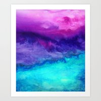 marianna Art Prints featuring The Sound by Jacqueline Maldonado