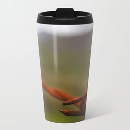 Wire Metal Travel Mug